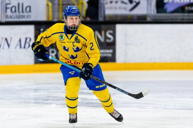 Emil Andrae Scouting Report: 2020 NHL Draft #43 - Last Word on Hockey