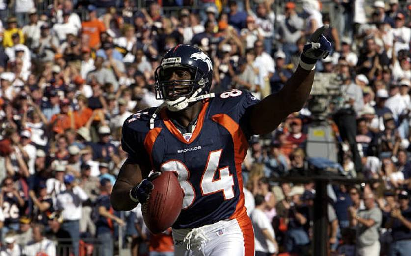 Great Denver Broncos From History: Shannon Sharpe - Last Word on Pro  Football