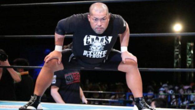 Samoa Joe vs Tomohiro Ishii