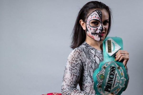 Thunder Rosa Vacates International Princess Title - Last Word on Pro  Wrestling