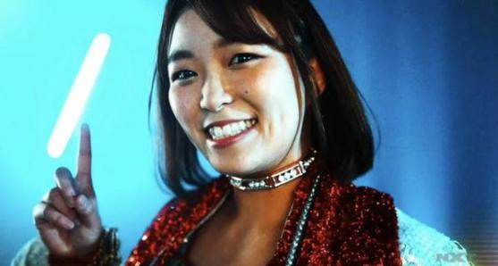Sarray, NXT's New Star, on Her Way To Legendary Rise Following Debut