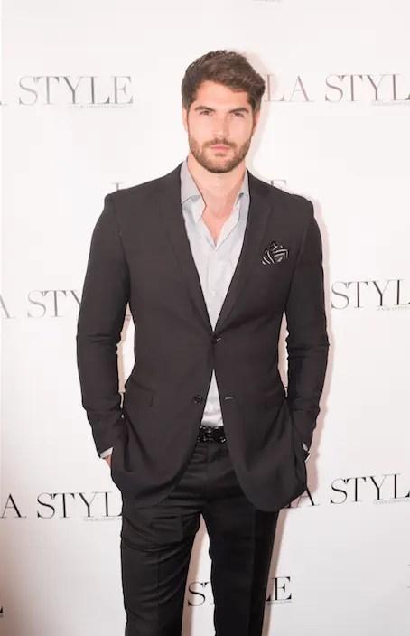 L.A. Style Honoree: Nick Bateman