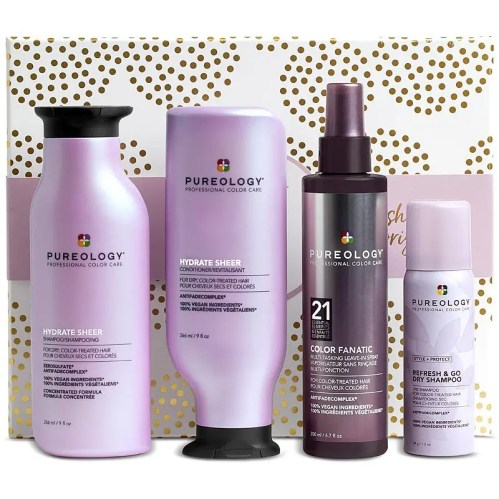 Holiday Beauty Product Gifts: Pureology