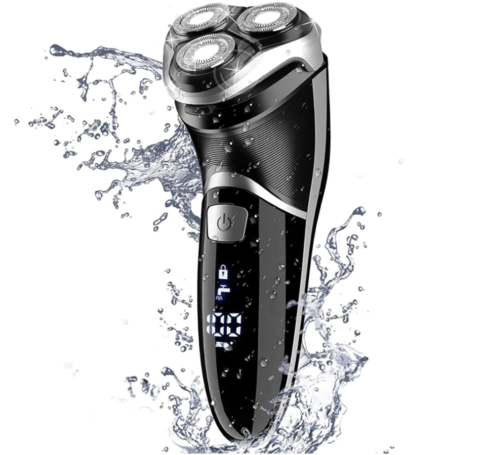 Gifts for men, MAX-T Men's Electric Shaver