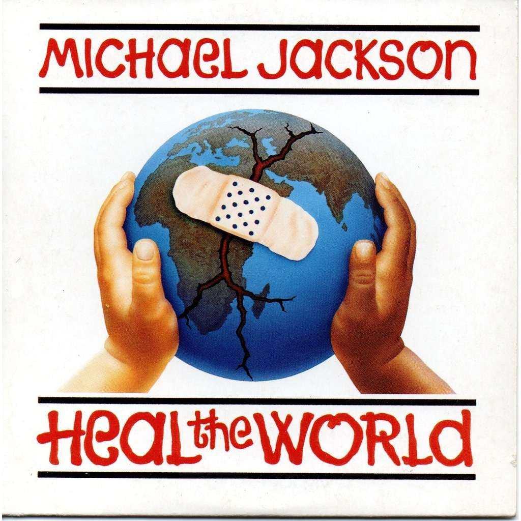 Michael Jackson - Heal The World