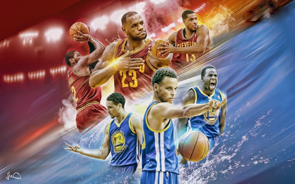 Finales NBA 2016 Cavaliers Warriors
