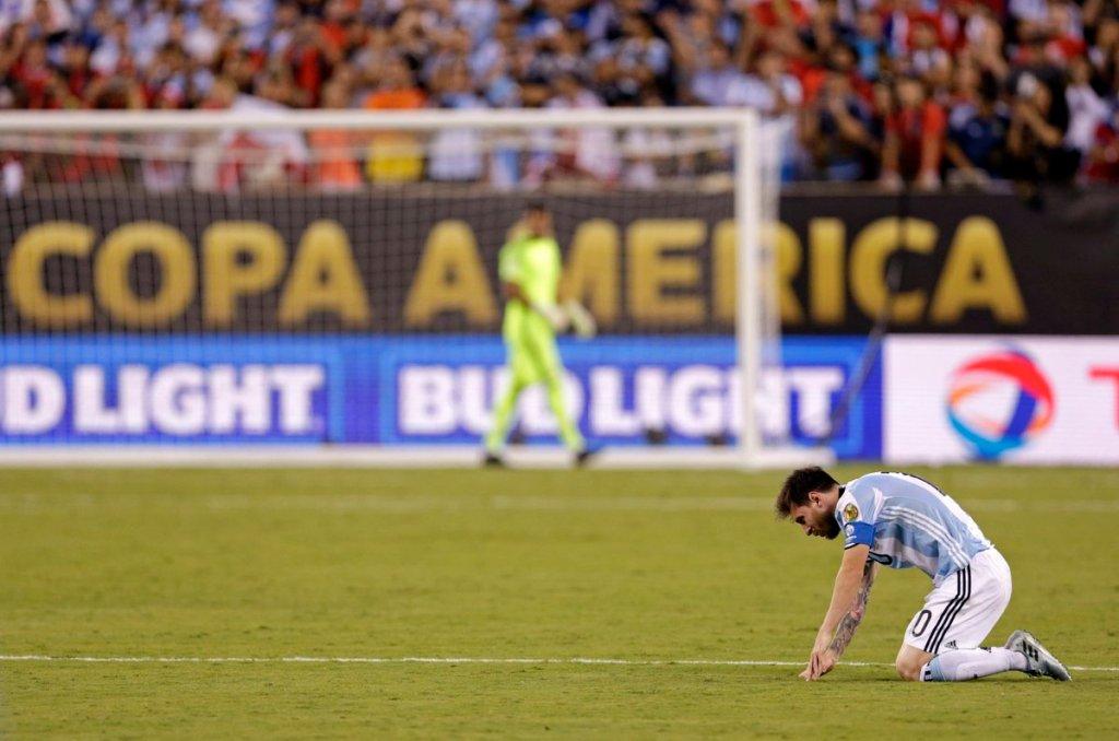 Lionel Messi et l'Argentine – Les raisons