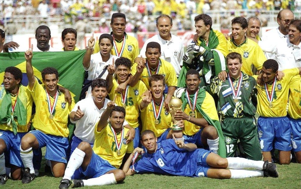 Back to the 90's - La victoire du Brésil en 1994