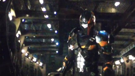 Ben Affleck tease Deathstroke, le grand méchant du prochain Batman