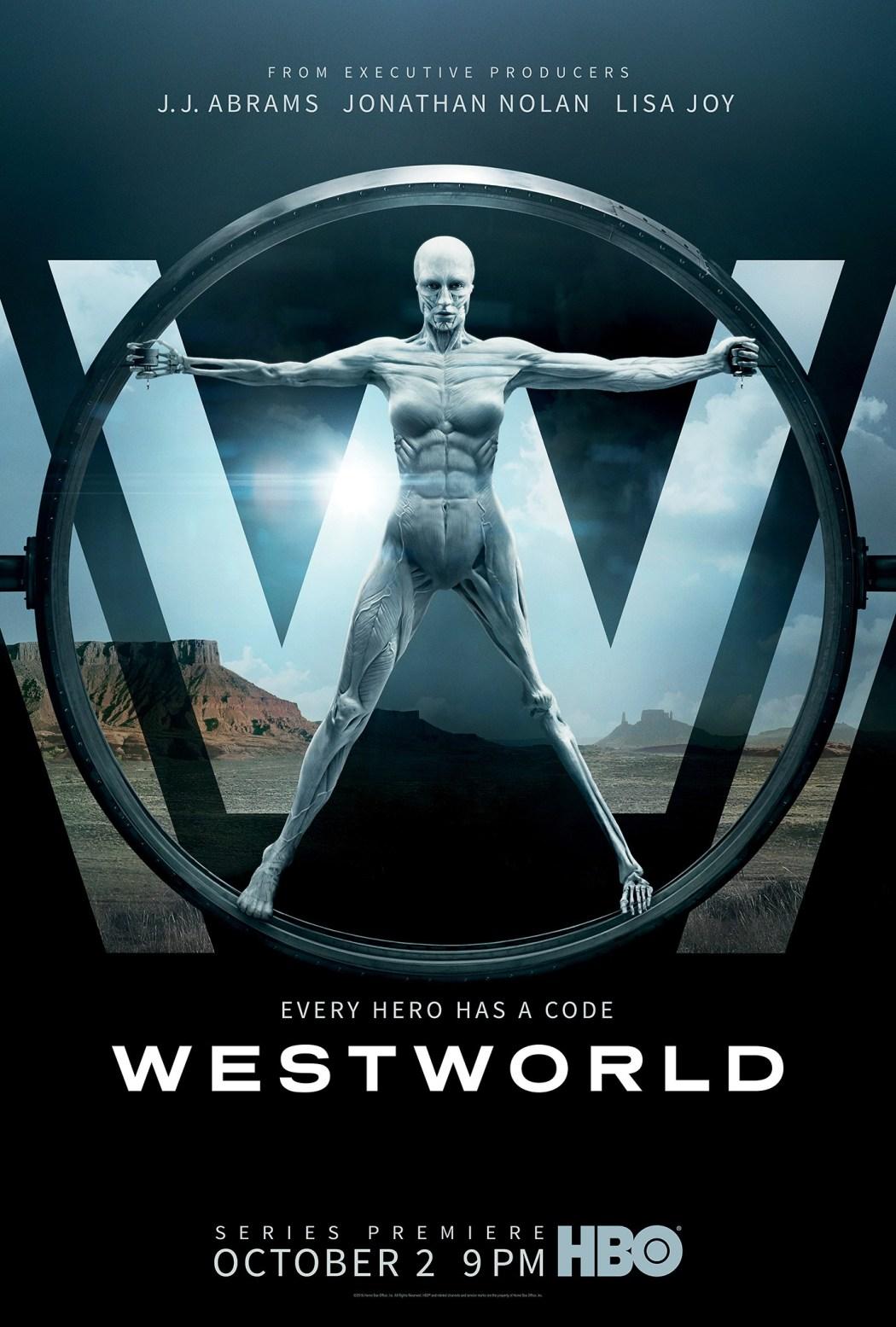 Westworld - poster