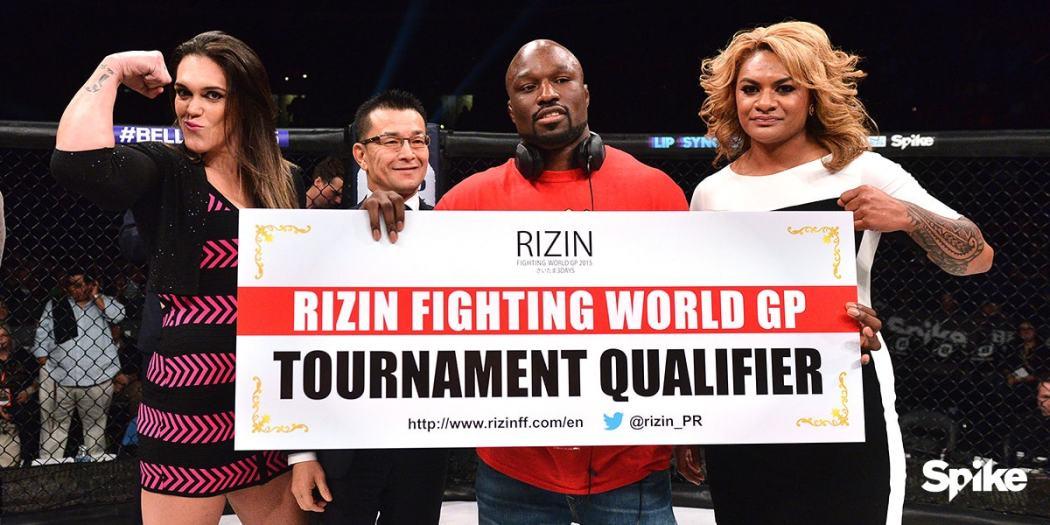 """Mi-figue mi-Rizin, ce que nous réserve le MMA """"made in Japan"""""""