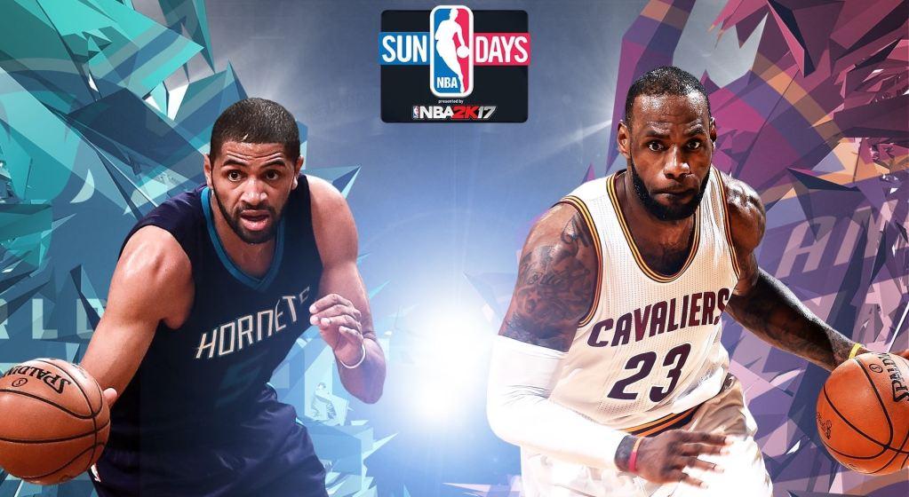 NBA Sundays – les Cavs et les Hornets pour un gros choc à l'Est