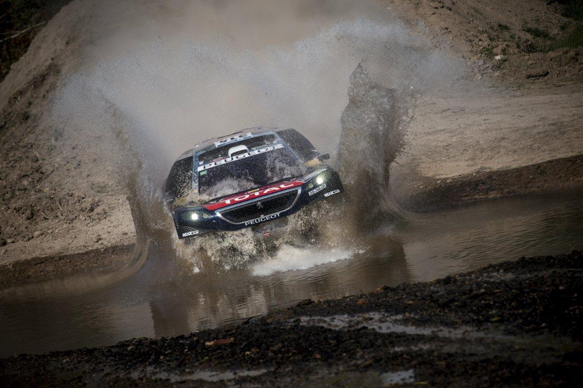 Documentaire – le premier Dakar galère de Sébastien Loeb