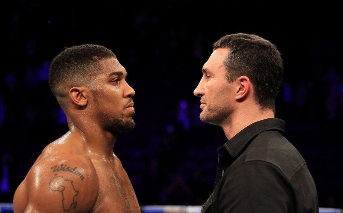 Officiel - Anthony Joshua vs. Wladimir Klitschko le 29 avril a Wembley