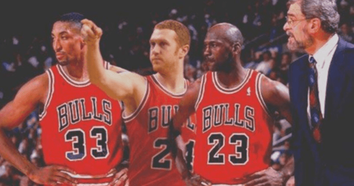 Brian Scalabrine « The White Mamba » - il était une chèvre