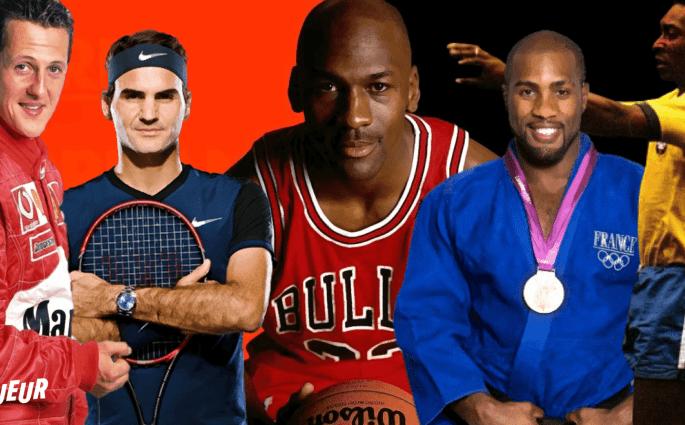 GOAT – les plus grands sportifs de tous les temps