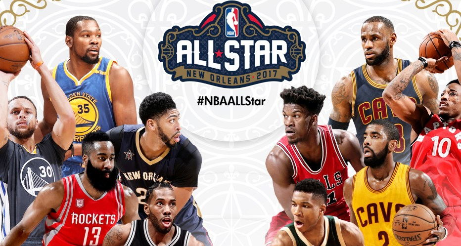 Weekend du NBA All-Star Game : Programme, records et dingueries annoncées