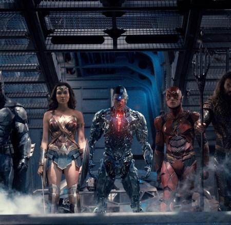 Le trailer de Justice League est là!