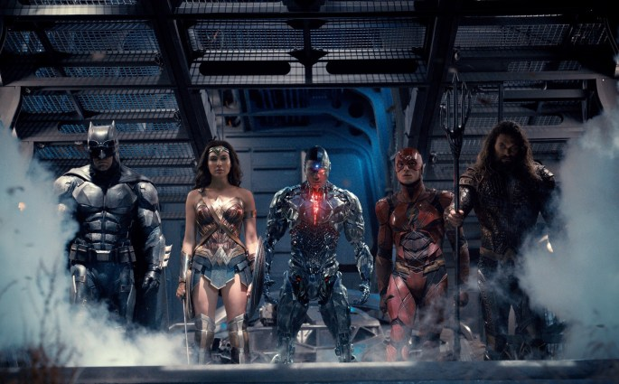 Le trailer de Justice League est là !
