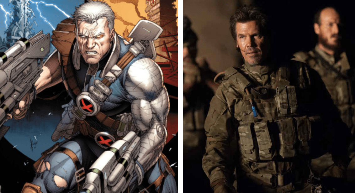 Deadpool 2 : Josh Brolin est Cable