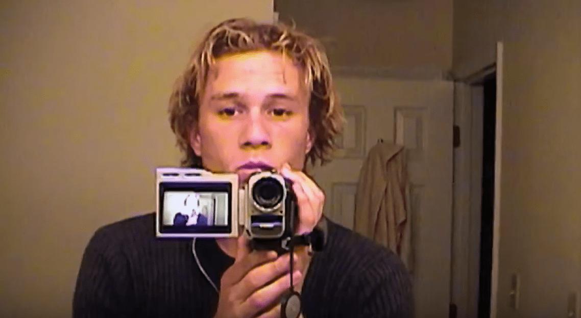 Les premières images d'un documentaire consacré à Heath Ledger dévoilées
