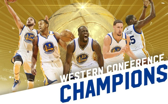 Les Golden State Warriors sweepent les San Antonio Spurs