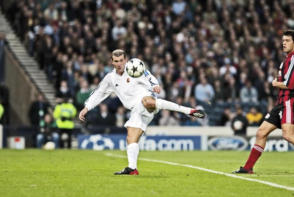 La reprise de volée éternelle de Zidane en Finale de Ligue des Champions 2002