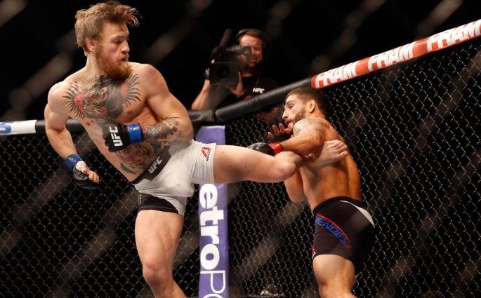 Conor McGregor sera attaqué en justice en cas de kicks