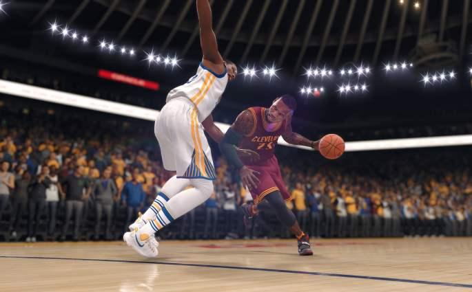 NBA Live 18 - le premier trailer est là!
