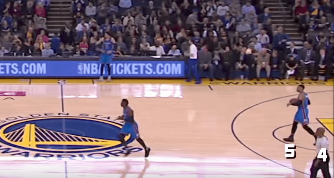 Russell Westbrook est le MVP 2017…du Shaqtin' A Fool