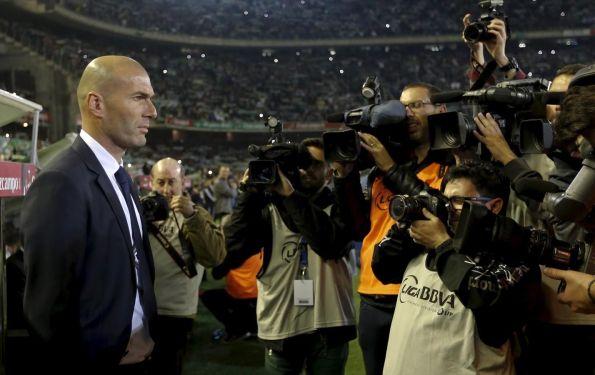Zinedine Zidane - itinéraire d'une insolente réussite