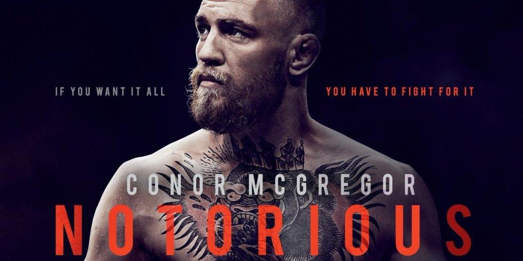 Universal Pictures annonce un film sur Conor McGregor