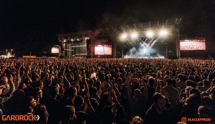 La Sueur à Garorock2017 - un 20e anniversaire en fanfare