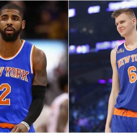 Kyrie Irving préférerait rejoindre les New York Knicks