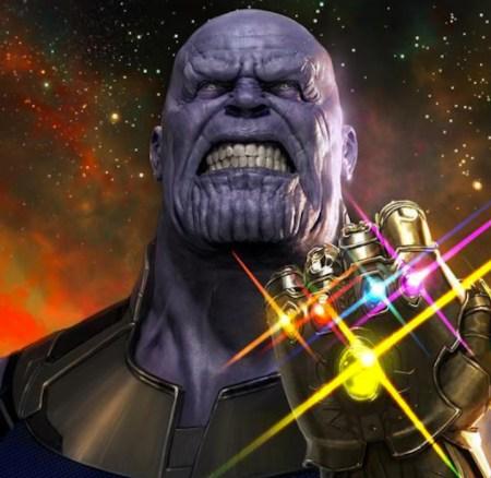 Les réalisateurs d'Avengers veulent faire de Thanos le nouveau Dark Vador