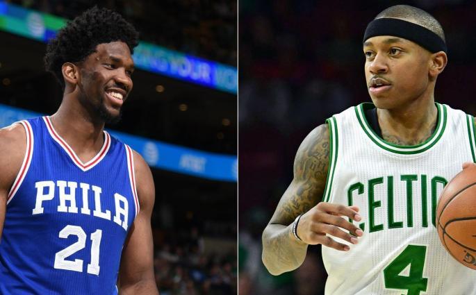 Les Philadelphia Sixers et les Boston Celtics vont s'affronter à Londres