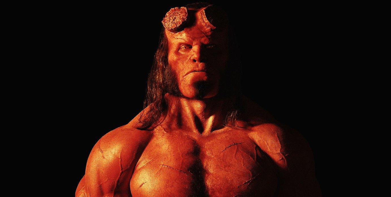 Découvrez les premières images de David Harbour en Hellboy !
