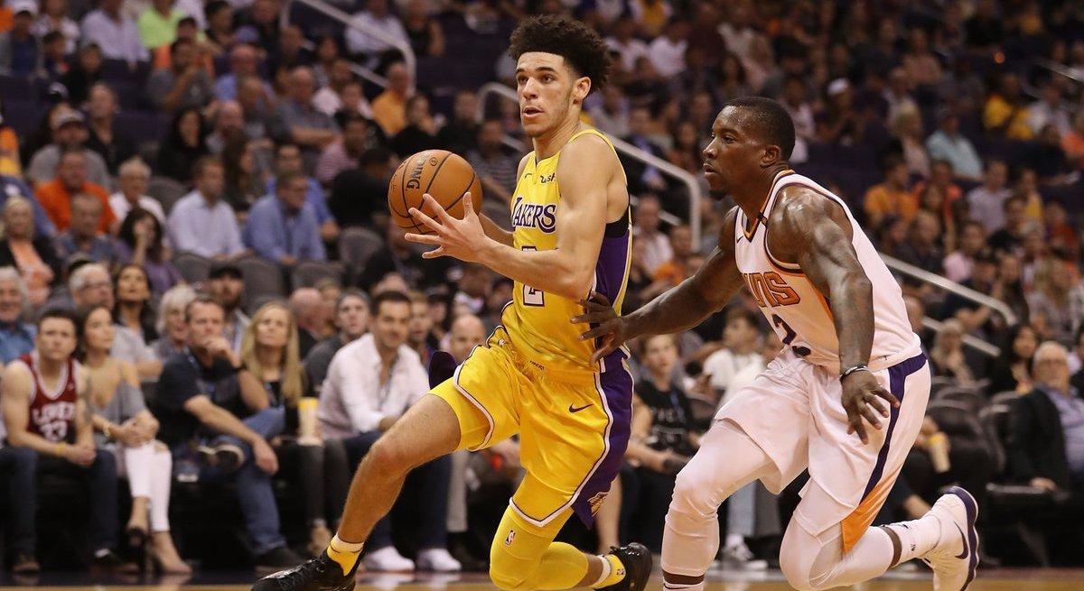 Lonzo Ball ferme des bouches contre les Suns