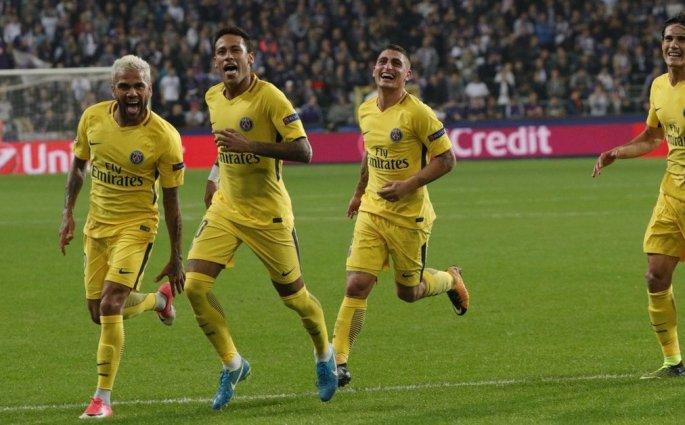 Paris Saint Germain PSG Ligue des Champions