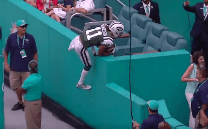 Robby Anderson Dolphins