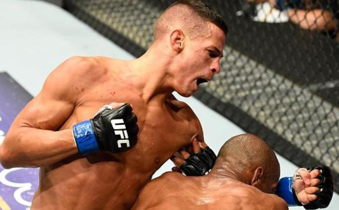 Interview Tom Duquesnoy juste avant l'UFC 216