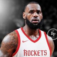 Selon des dirigeants NBA, les Houston Rockets ont de grandes chances de signer LeBron