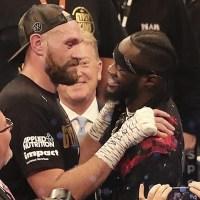 Deontay Wilder vs. Tyson Fury : officiel pour le 1er décembre