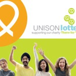 UNISON Lottery supporting There for You