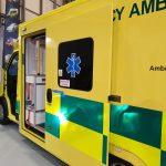 National ambulance vehicle specification for English NHS ambulance trusts