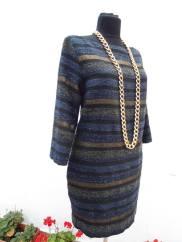 Tunica-rochie Zara, cu buzunare, marime M-L - 90 lei.6