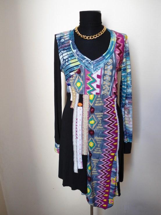 rochie colorata (2)