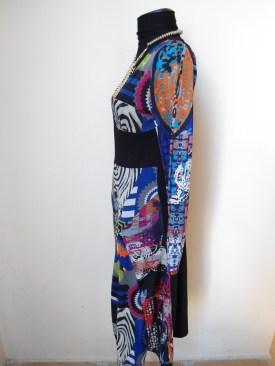 rochie colorata vesela (1)