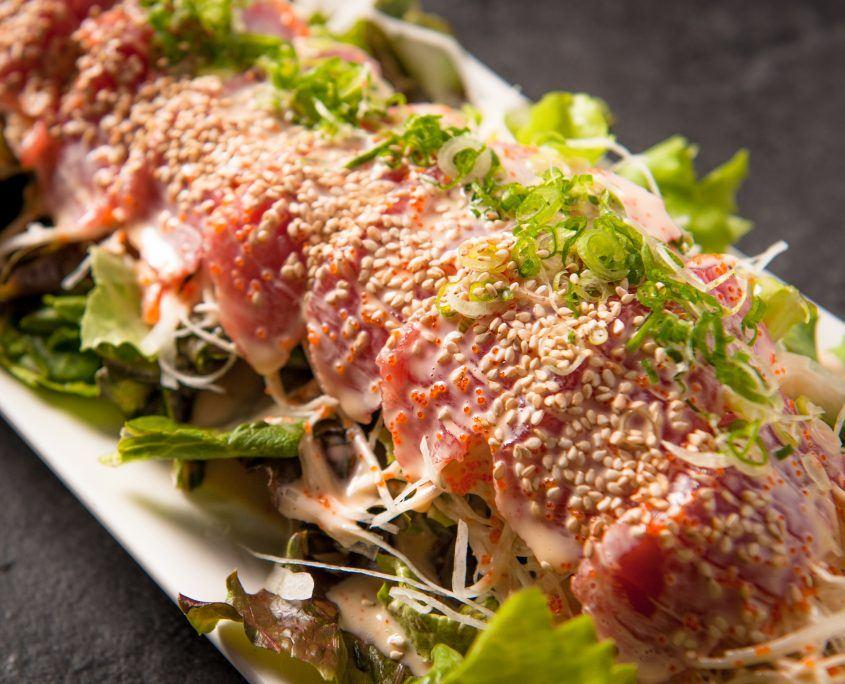 5 Japanese Food Menus in One Sushi Teriyaki Shabu Shabu and More