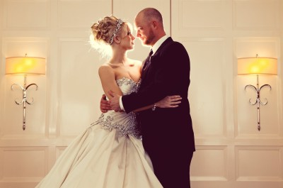 Real Wedding Wednesday: Syndal and Chad   Las Vegas Bride ...